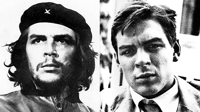 Che Guevara: With Facial Hair And Clean Shaven
