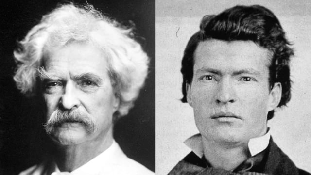 Mark Twain: With And Without His Mustache