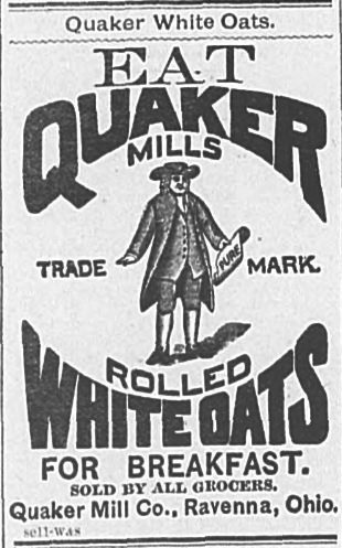 Early Quaker Ad