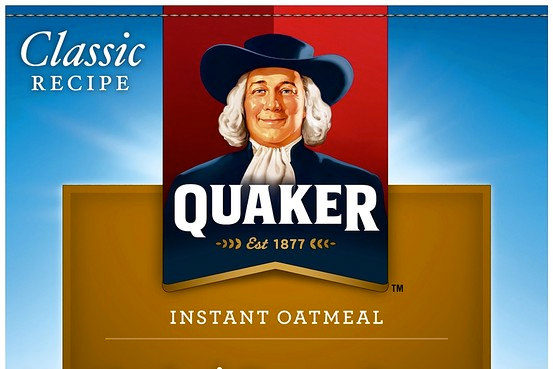 Quaker Oats Makeover
