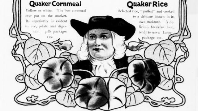 Rosy Quaker