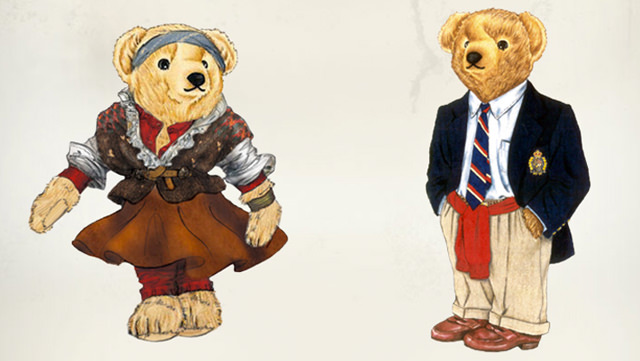 Why Ralph Lauren Puts Teddy Bears On Its Sweaters Trivia Happy