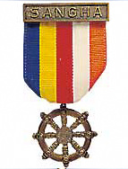 Sangha Emblem for Boy Scouts
