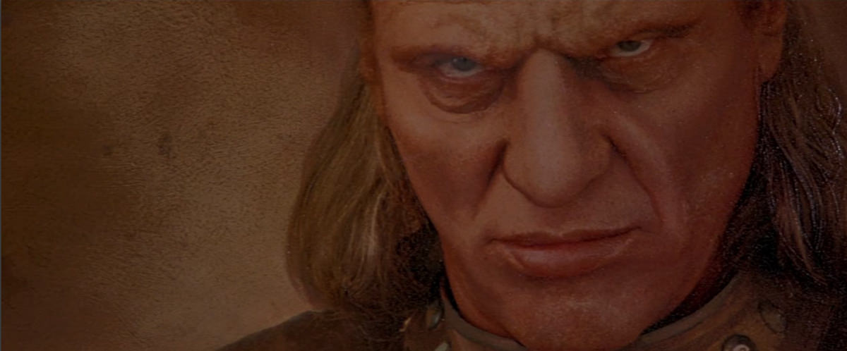 Vigo the Carpathian close-up