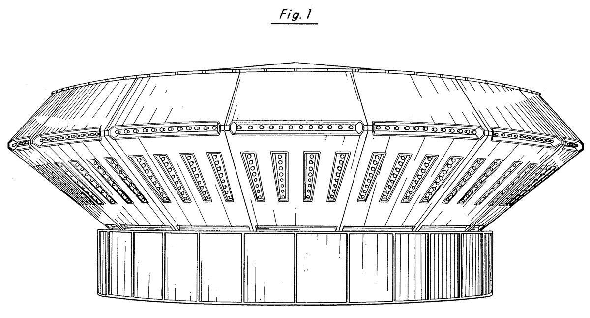 Gravitron Patent
