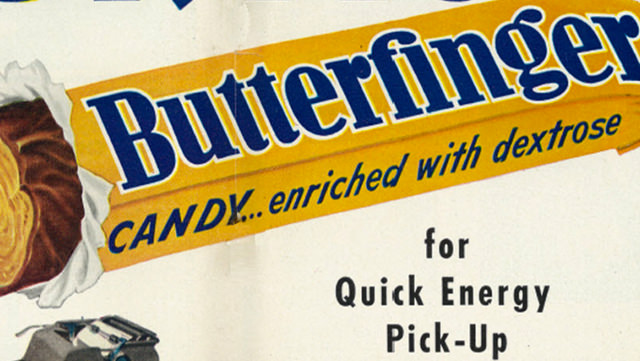 campaign slogans with candy | just b.CAUSE  |Butterfinger Slogan