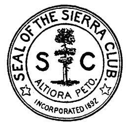 Sierra Club Seal