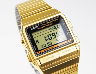 Casio's Watch