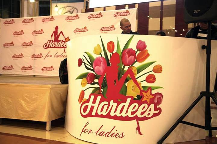 Hardee's...for Ladies!