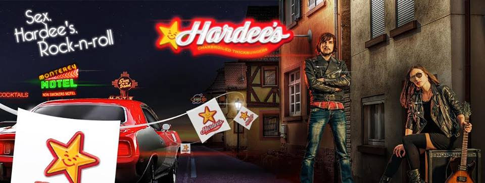 Sex, Hardee's, and Rock and Roll