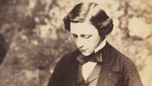 Lewis Carroll reading