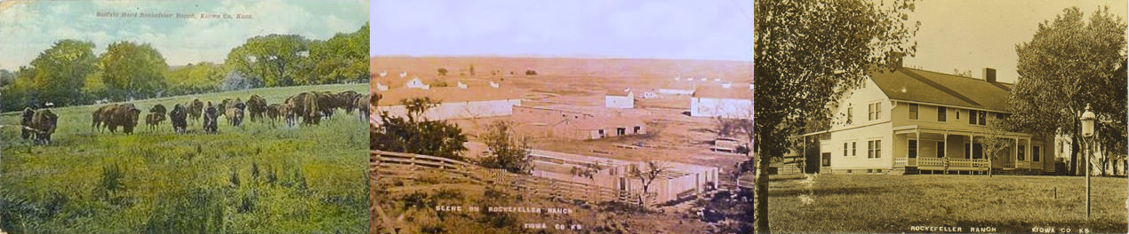 Postcards of the Rockefeller Ranch