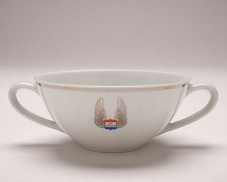 CIA's China cup