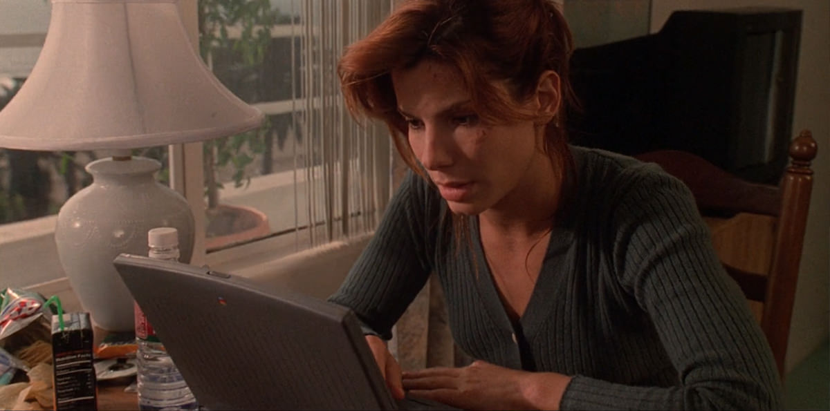 Welcome to The Net: every webpage from the 1995 movie The Net - Trivia Happy