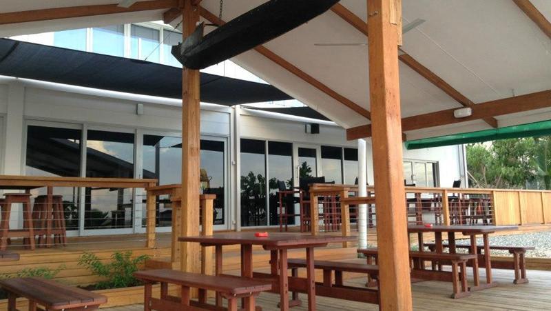 Breakwater Cafe Solomon Islands