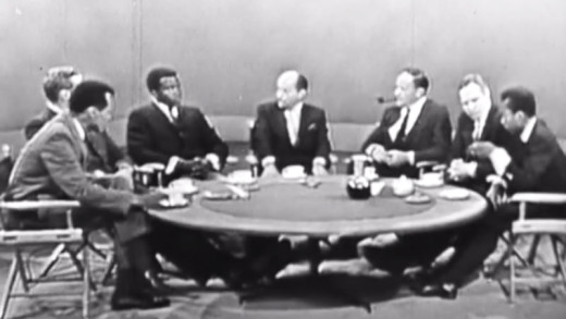 Civil rights roundtable