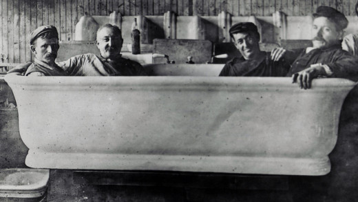 Taft's bathtub