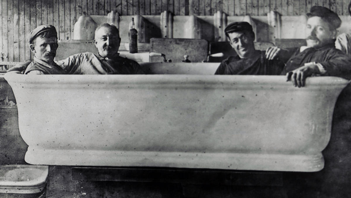 The truth about William Howard Taft\'s bathtub - Trivia Happy