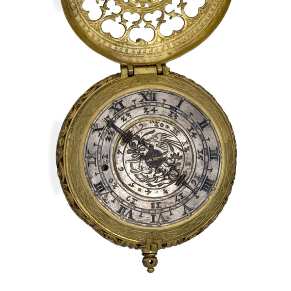 1590 watch with alarm
