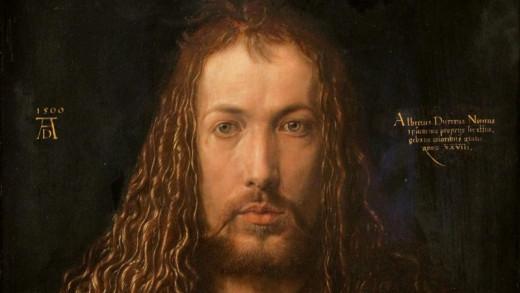 Albrecht Durer Self-Portrait