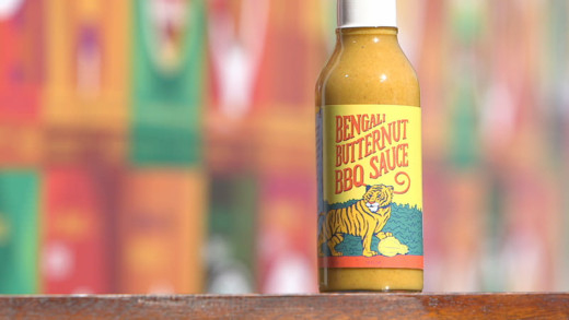 IBM's Bengali Butternut Sauce