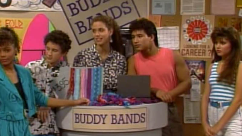Which Buddy Bands salesman on Saved By The Bell are you ...
