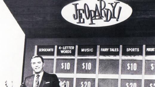 Classic Jeopardy