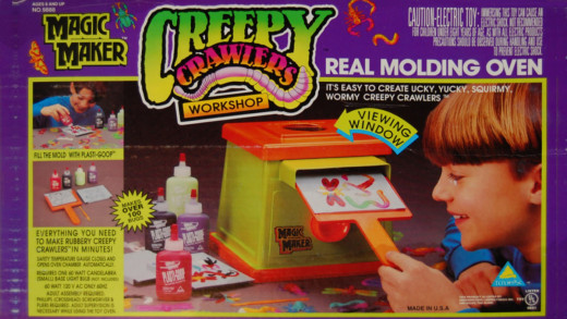 Creepy Crawlers from the 90s