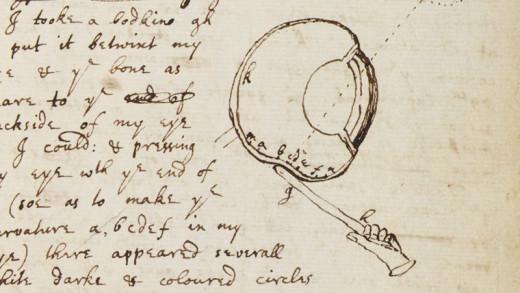 Newton's Eye
