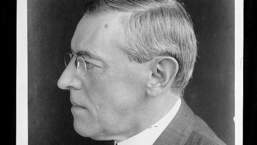 Woodrow Wilson in Profile
