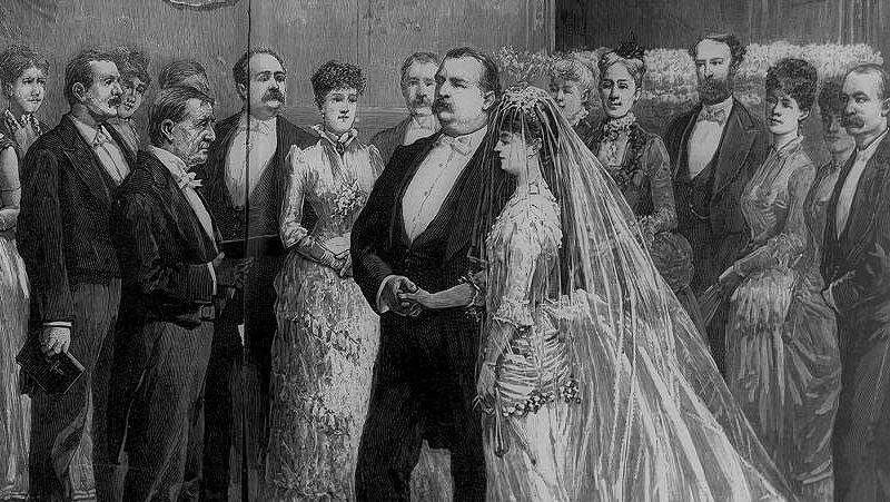 The 9 Most Important Questions About Grover Cleveland S Wedding Cake Trivia Happy