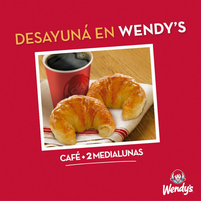 Wendy's medialunas