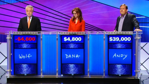 Wolf Blitzer on Jeopardy!