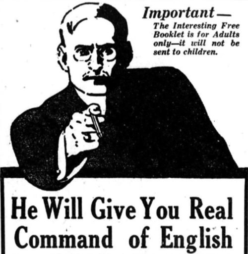 Grenville Kleiser will give you command of English
