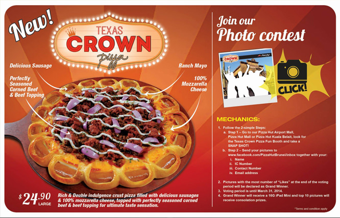 Texas Crown Pizza Hut