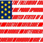 Uhmerican Flag in Idiocracy