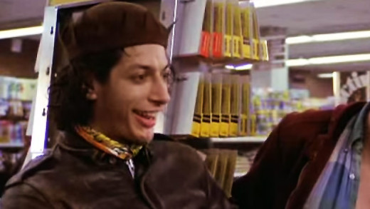 Jeff Goldblum in Death Wish