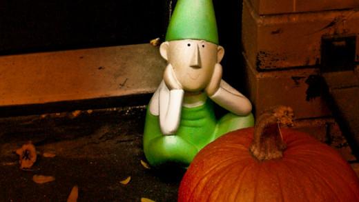 Halloween Elf