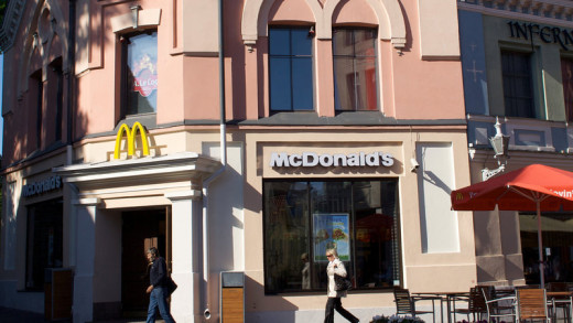 McDonald's Estonia