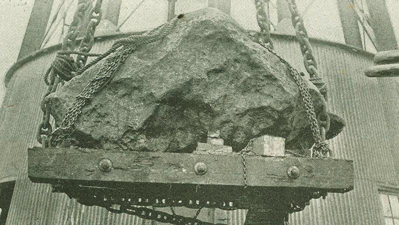 Peary's Meteorite