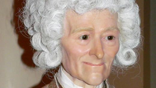 Wax Voltaire